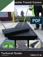 Fibrelite Composite Trench Covers EMEA