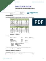 Hoja Excel Para Diseño de Una Bocatoma Ing Msc Arbulú Ramos José CivilGeeks