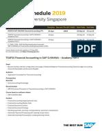SAP S4HANA Financial Accounting-FT