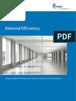 MB Material Efficiency Feb16