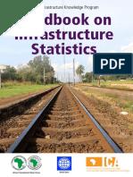 AFDB Infrastructure statistics