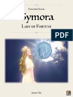 TYMORA Lady of Fortune Forgotten Realms 5e