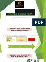 MANEJO DE SUSTANCIAS QUIMICAS. CURSO COMPLEMENTARIO..pptx