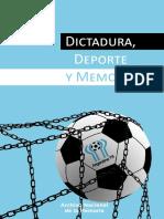 Archivo Nacional De La Memoria - Dictadura Deporte Y Memoria.pdf