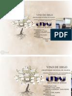 Prezi Vino de Higo