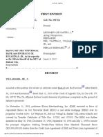 Eloisa Merchandising v. Banco de Oro, G.R. No. 192716, June 13, 2012