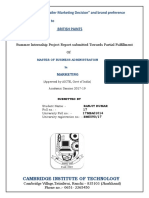 CIT Intership Project (Autosaved)
