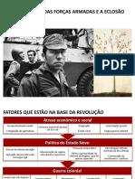 Mov. Das FA e a Eclosão Da Rev._desmantelamento Das Estr.ªs Do Est.º Novo (1)