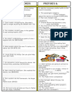linkers worksheet+answers