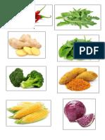 Legumes inglês