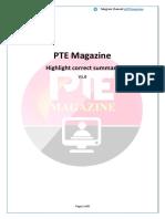 Pte Magazine - Hcs - V1.0