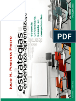 Estrategias de enseñanzas y aprendizajes