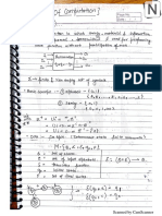 Notes for Engineering - Theory of Computation
