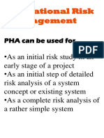 RiskManagementProcess  #ProcessHazardAnalysis #AureliusMasterclass