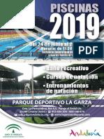 Piscinas Garza 2019