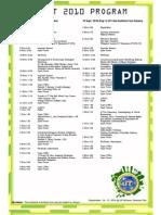 Y4iT 2010 Programs