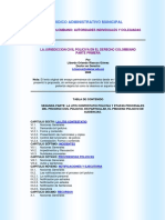 La Jurisdiccion Civil Policiva en El Derecho Publico Colombiano