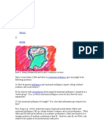 Study Recente Despre Inteligenta Emotinala
