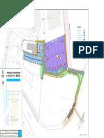 Le plan des futurs parkings aux Trois Provinces
