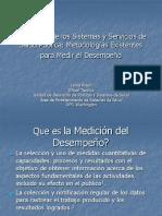 Evaluacion_Sistemas_Servicios_SP_Metodologias_Medir_Desempeno-OPS-Laura_Krech.pps