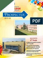 Prospectus 2019 20 PDF