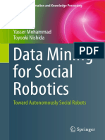 Data Mining for Social Robotics_ Toward Autonomously Social Robots [Mohammad & Nishida 2016-01-09]