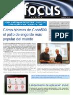 Cobb Focus Four 2013 Spanish