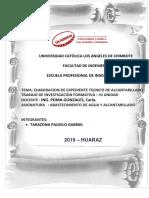 Trabajo de Abastecimiento-Investigacion Formativa III