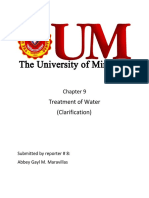 Chapter 9 Pt 2 Water-Treatment-Clarification