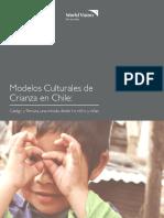 Modelos Culturales de Crianza