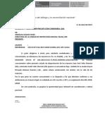 OFICIO UPE