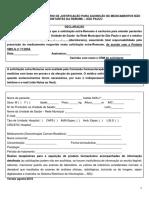 Formulario Extra REMUME Versao Agosto 2018
