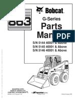 863 Parts Manual