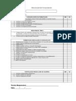 Check List Corretivo TI