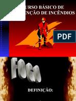 Curso Basico de Prevenção de Incendio