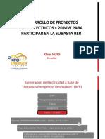6. Ing. Klaus Huys - Desarrollo de poyectos hidroeléctricos 20MW.pdf