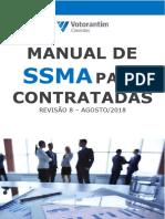 Manual de Requisitos de SSMA Para Contratadas