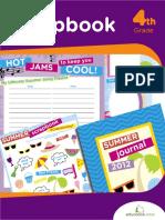 Summer Scrapbook 2012 Workbook