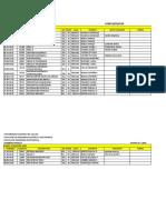 Programación de Exámenes Finales 2019-A