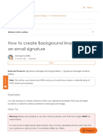 How to create Background images within an email signature – Exclaimer Knowledge Base.pdf