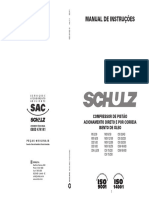 Manual de Compressor de Ar