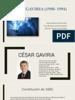 César Gaviria Expo