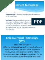 Empowerment Technology.pptx
