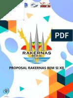 proposal rakernas
