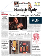 The Stanford Daily, Nov. 9, 2010