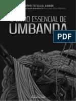 O Livro Essencial de Umbanda - Capa