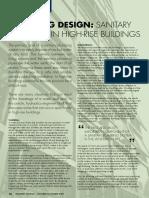 SANITARY PLUMBING IN HIGH RISE BUILDING.pdf