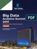 Big Data Analytics Summit 2019 Light