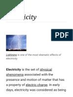 Electricity - Wikipedia