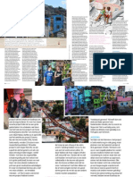 ELLE Favela Painting